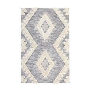 Handira Indian szürke szőnyeg, 230 x 155cm - Mint Rugs
