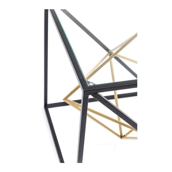 Prisma üveg tárolóasztal - Kare Design