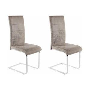 Kosuma 2 darab világosbarna szék - Støraa