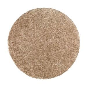 Aqua bézs kerek szőnyeg, ø 100 cm - Universal