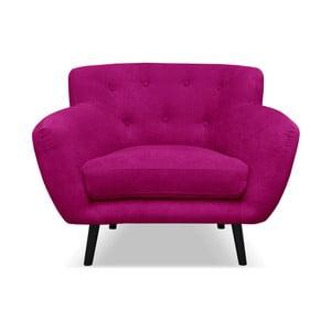 Hampstead rózsaszín fotel - Cosmopolitan design