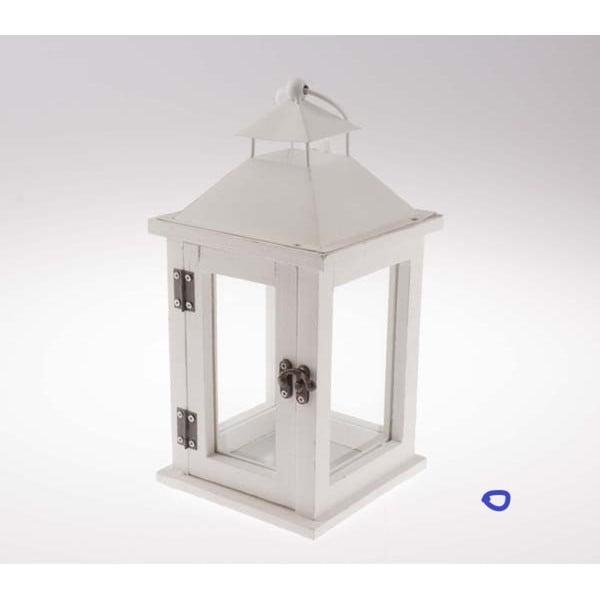 Wonderland fehér fából készült lámpás - Dakls