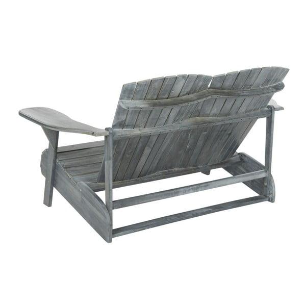 Hantom Grey kétszemélyes fotel - Safavieh