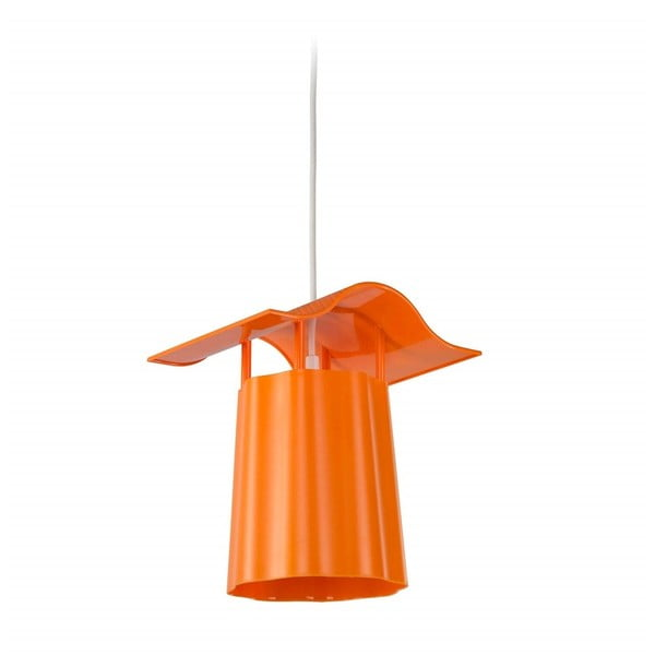 Luciana narancssárga kültéri függőlámpa