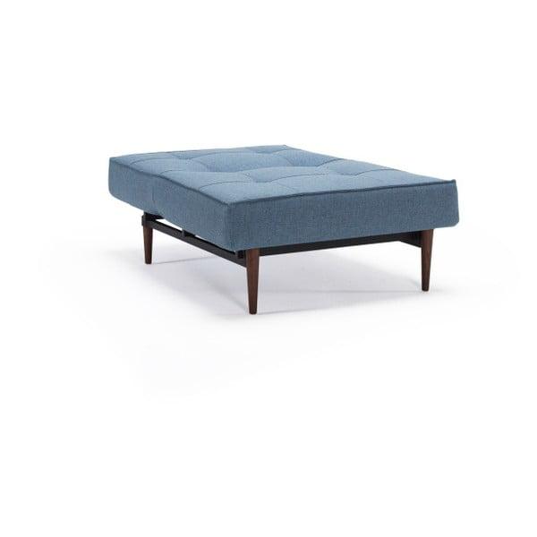 Splitback Mixed Dance Light Blue világoskék kinyitható fotel - Innovation