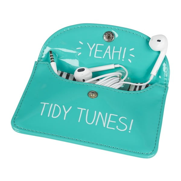 Tidy Tunes fülhallgató tok - Happy Jackson
