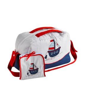 Little Boat pelenkázó táska szett, alátéttel - Naf Naf
