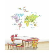 World Map for Children falmatrica szett - Ambiance