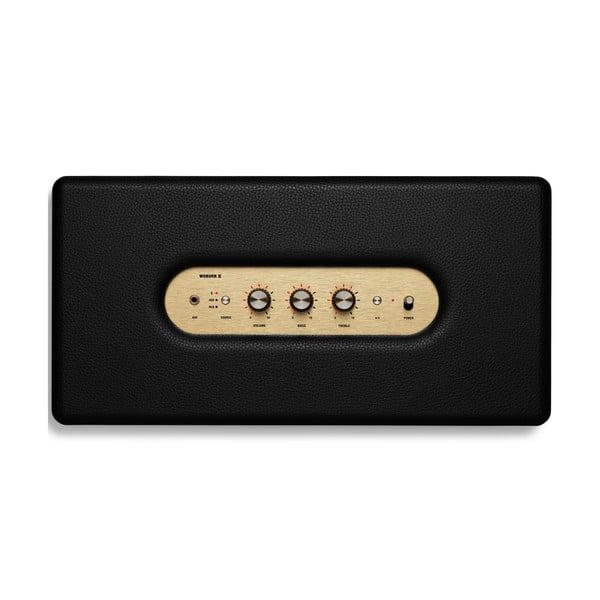 Woburn II fekete hangszóró Bluetooth kapcsolattal - Marshall