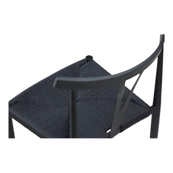 Alfa fekete szék - DAN-FORM Denmark