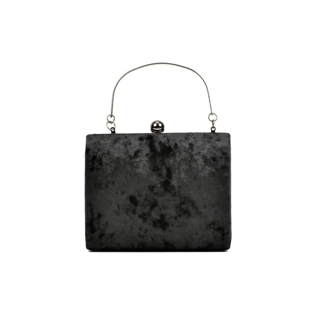 06f663572b19 Mesmero fekete kistáska műselyemmel - Anna Luchini | Bonami