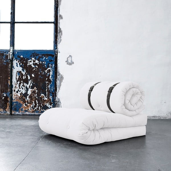 Buckle Up Natural széthúzható fotel - Karup