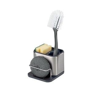 Tidy rozsdamentes acél mosogató eszköztartó, 12 x 12,8 cm - Joseph Joseph