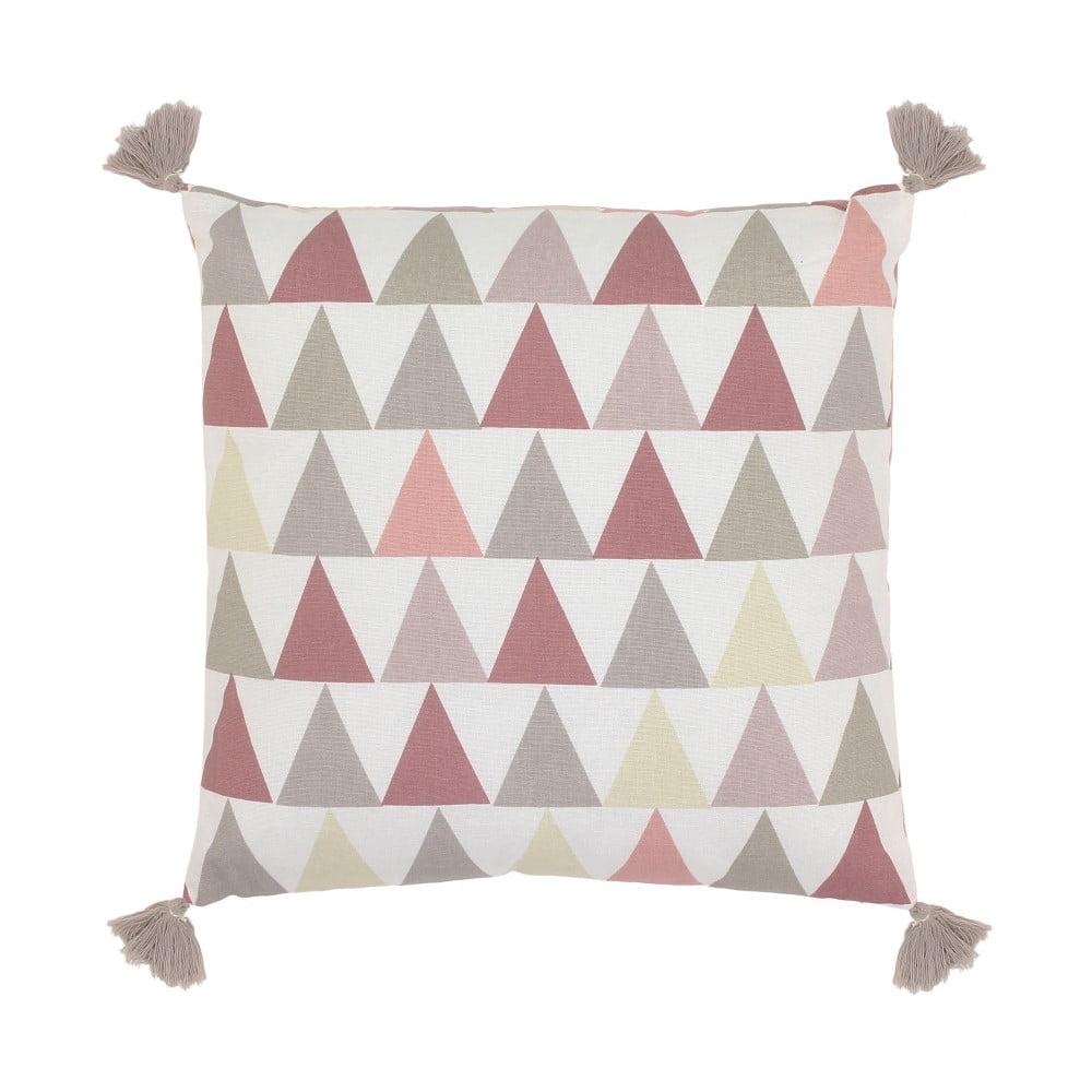 Pink Triangles párna dd2f222823