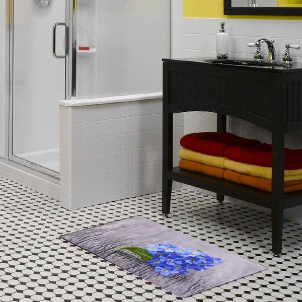 Blue vinil szőnyeg, 52 x 75 cm - Zerbelli