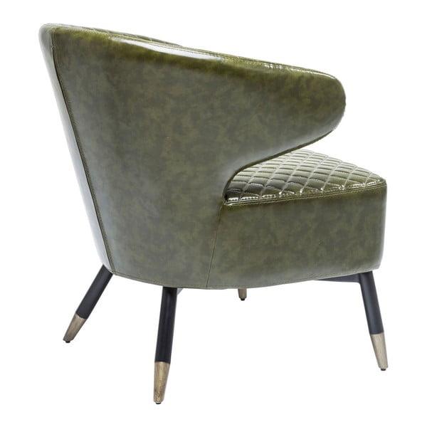 Session zöld fotel - Kare Design