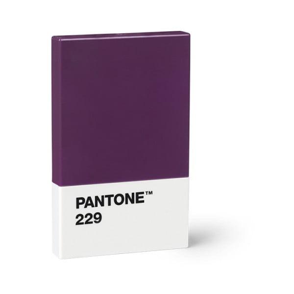 Lila névjegykártya tartó - Pantone
