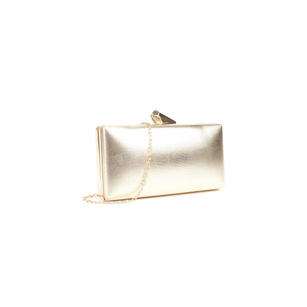 8dfe23257ddb Gutero aranyszínű bőr borítéktáska - Isabella Rhea   Bonami
