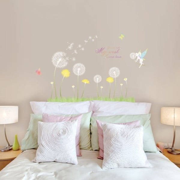 Dandelion and Little Fairy falmatrica szett - Ambiance