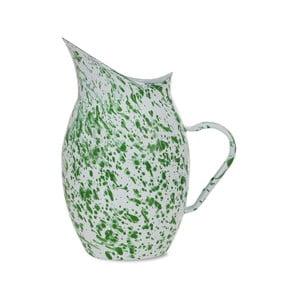 Kewsick zöld-fehér korsó, 2,8 l - Garden Trading