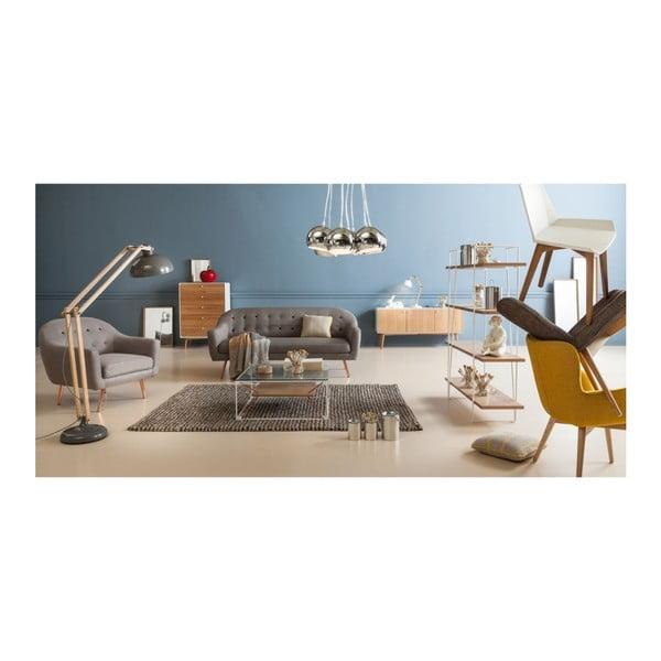 Fun szürke fotel - Kare Design