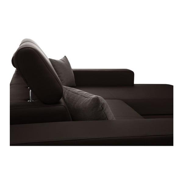 Tresor barna kanapé, jobb oldalas - Interieur De Famille Paris