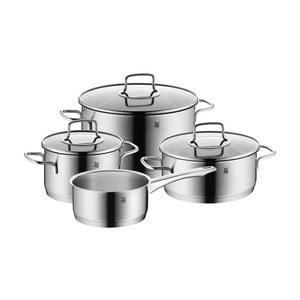 Merano 4 db rozsdamentes edény készlet, fedővel - WMF