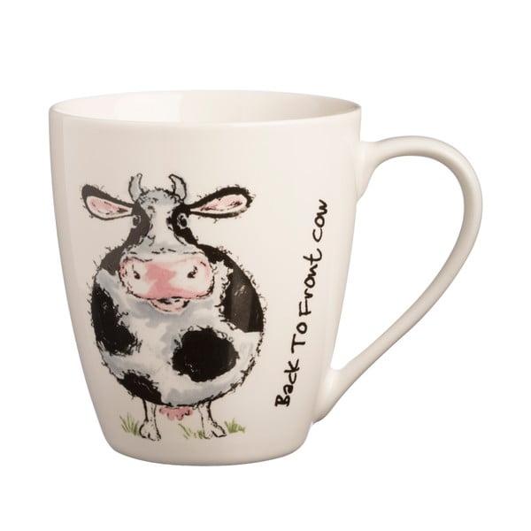 B2F Cow porcelánbögre tehén motívummal, 340 ml - Price & Kensington
