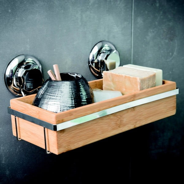 Spa bambusz kozmetikai polc - Compactor