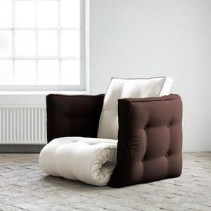 Dice Natural/Brown kinyitható szék - Karup