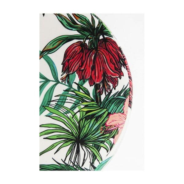 Cherry Jungle ülőke, ∅ 35 cm - Kare Design