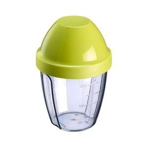 Mix-Ei zöld műanyag mixer pohár, 250 ml - Westmark