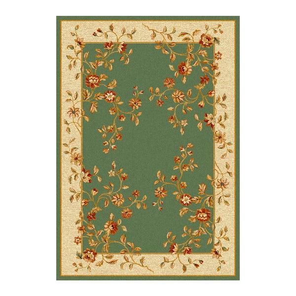 Madras zöld szőnyeg, 160x230 cm - Universal