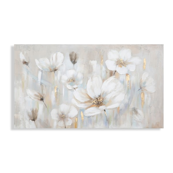 Lilac kézzel festett kép, 160 x 90 cm - Mauro Ferretti