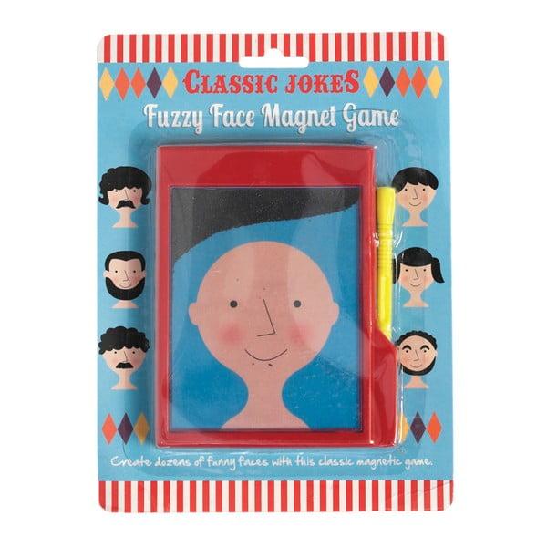 Fuzzy Face mágneses rajzolótábla - Rex London