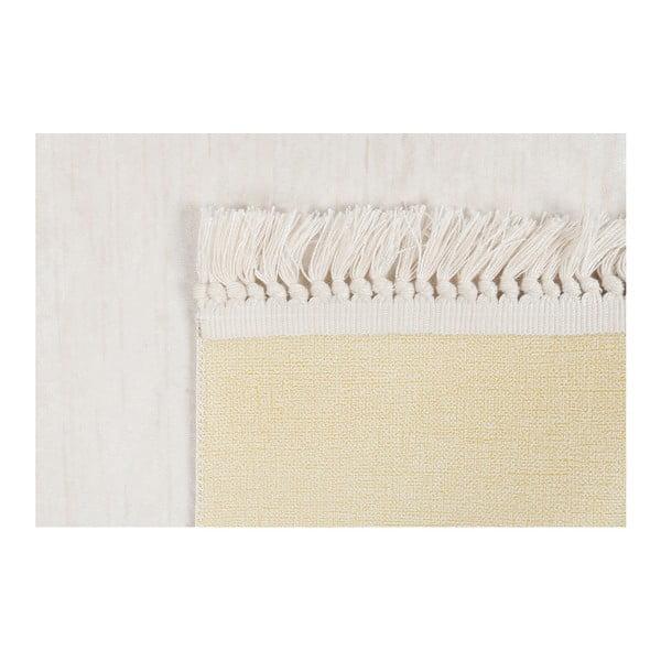 Deri Dijital Light Brown Framo bársonyszőnyeg, 80 x 300 cm