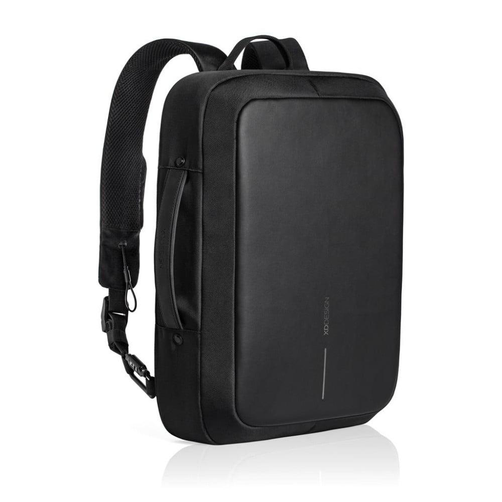 Bobby Bizz fekete lopásbiztos hátizsák - XD Design  3d103eeb40