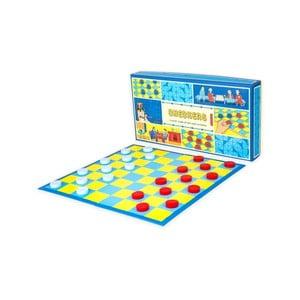 Checkers dáma - Kikkerland