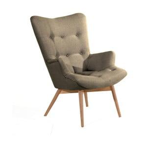 Aiko barna fotel - Max Winzer