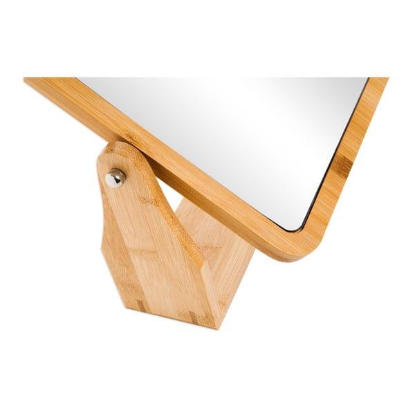 Prince asztali tükör, bambusz keretben - Bambum
