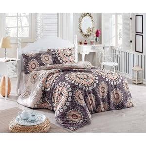 Libras kétszemélyes ágytakaró párnahuzattal, 200 x 220 cm