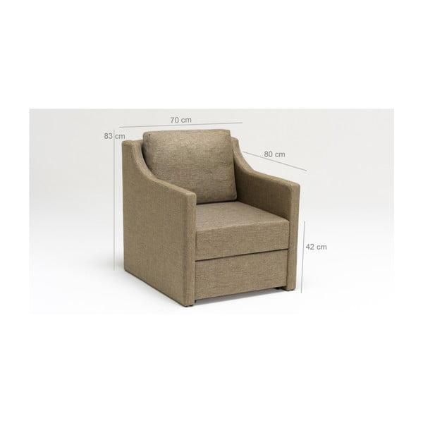 Home Laila barna fotel tárolóval - Balcab