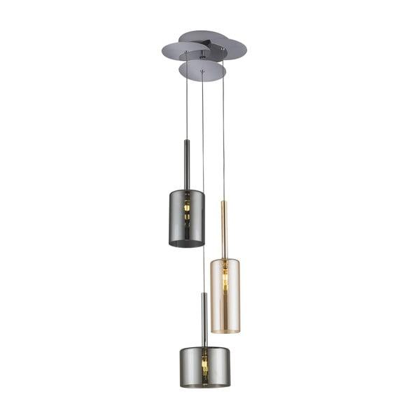Alize ezüst-arany lámpa, Ø 23 cm