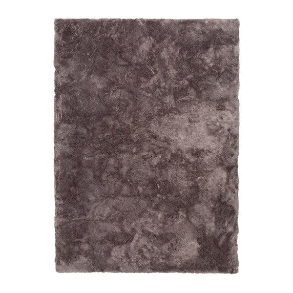 Nepal Liso Gris szürke szőnyeg, 80 x 150 cm - Universal