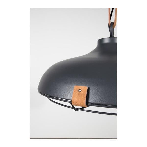 Dek sötétszürke függőlámpa, ⌀ 51 cm - Zuiver