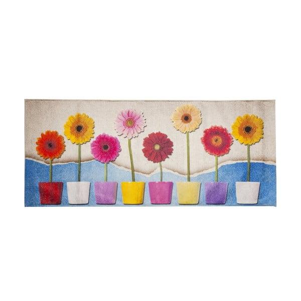 Spring rendkívül ellenálló konyhai futószőnyeg, 60 x 150 cm - Webtappeti