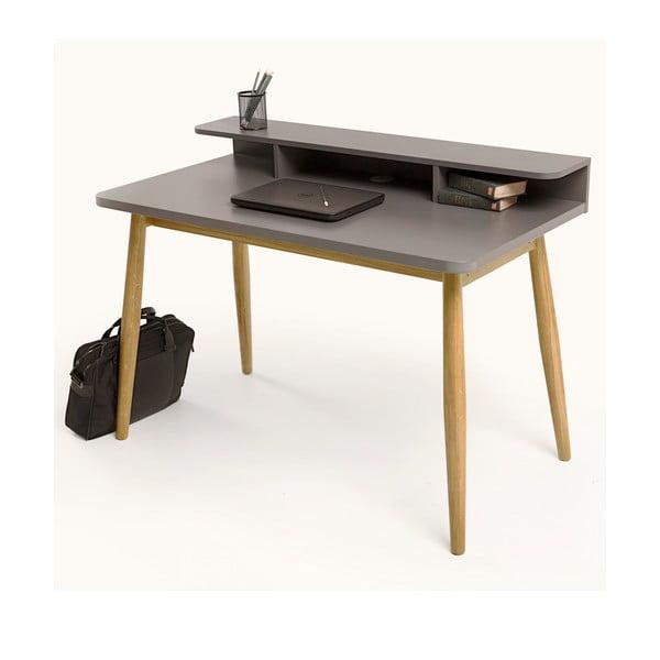 Farsta íróasztal - Woodman