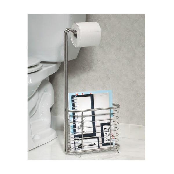 Forma WC-papír és újságtartó állvány - iDesign