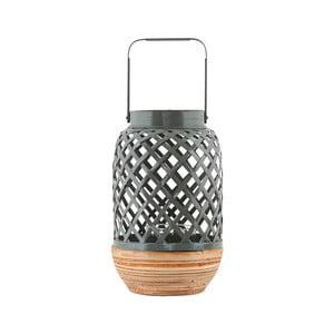 Breeze szürke bambusz lámpás - House Doctor