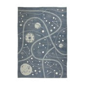 Little Galaxy kézzel készített gyerekszőnyeg, 100 x 140 cm - Nattiot
